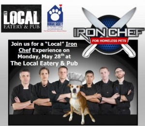 Iron Chef For Homeless Pets - A Benefit for the Humane Society for Hamilton County, Indiana